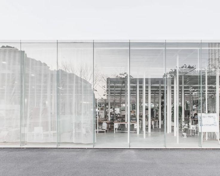 junya ishigami + associates, Rasmus Hjortshøj · KAIT Workshop