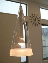 Fucsia люстра лампа стекло подвеска подвесная лампа светильник(China (Mainland))