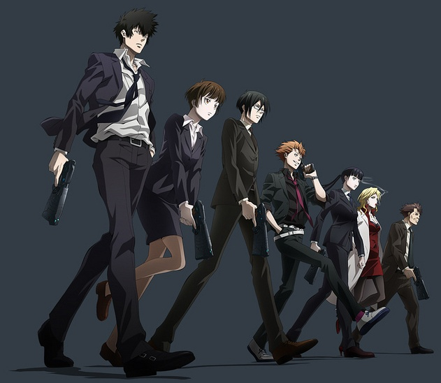 Day 56: Psycho-Pass... Was definitely interesting. Although its based on a pritty common theme I love the twist they add to it. The characters weren't all that memorable for me but they were at least entertaining when watching which is all that matters. Seriously intense at times and it really had me thinking. Although it starts off as a detective anime once the plot kicks in it becomes more. Currently at 22 episodes im curious to see where it will go and if it will be as interesting. 3…