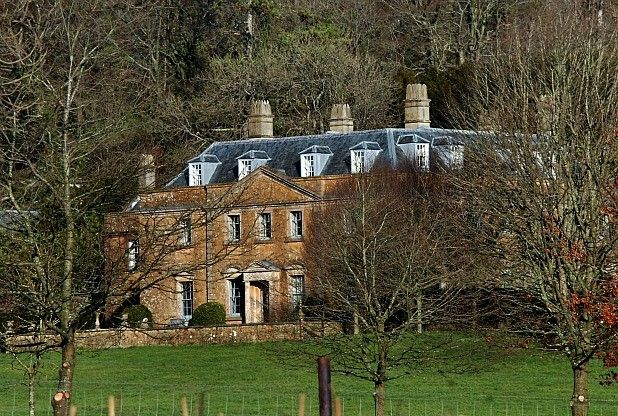 Hadspen House in Somerset - rumoured to be Johnny Depp's ...