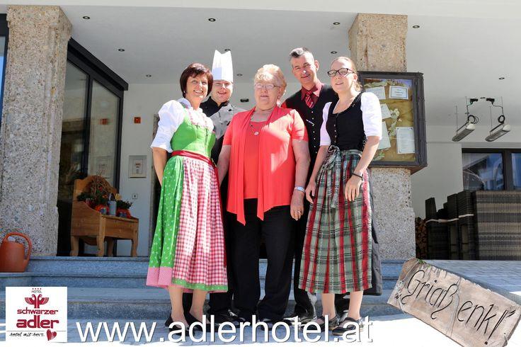 Die Familie Tschiggfrey - Gastgeber mit Leib & Seele