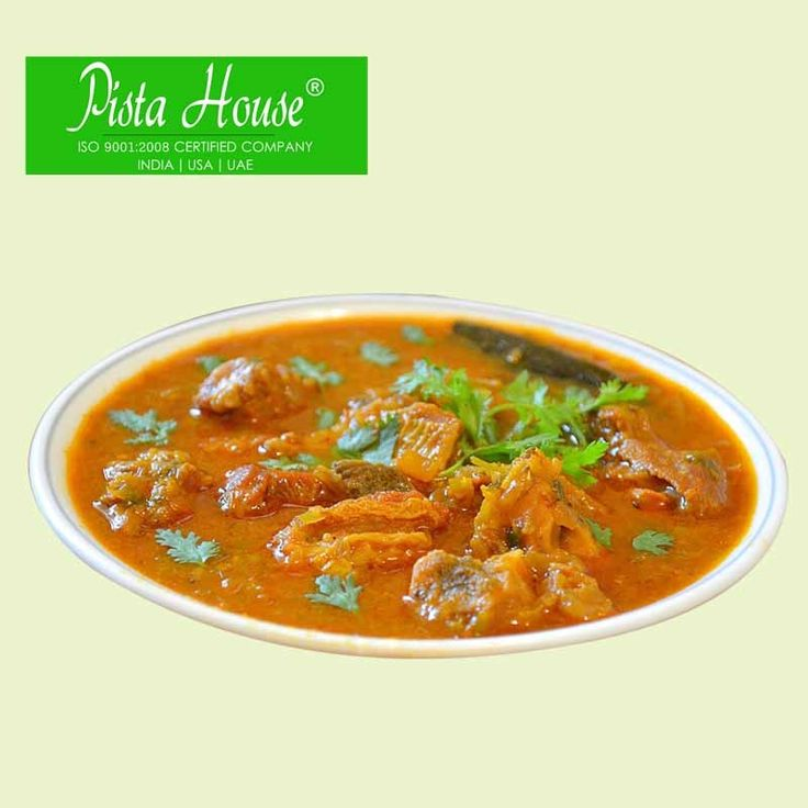 "Order #PistaHouse  Mutton Kurma, spicy mutton pieces in zesty, thick gravy only at #BringHomeFestival .  Get 10% off, #CuponCode :""BAKREID2016"""
