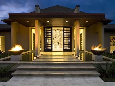 trendsideas.com: architecture, kitchen and bathroom design: In the Balinese tradition