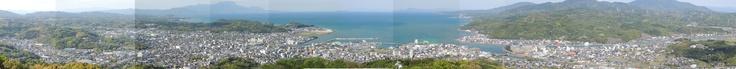 My hometown Amakusa