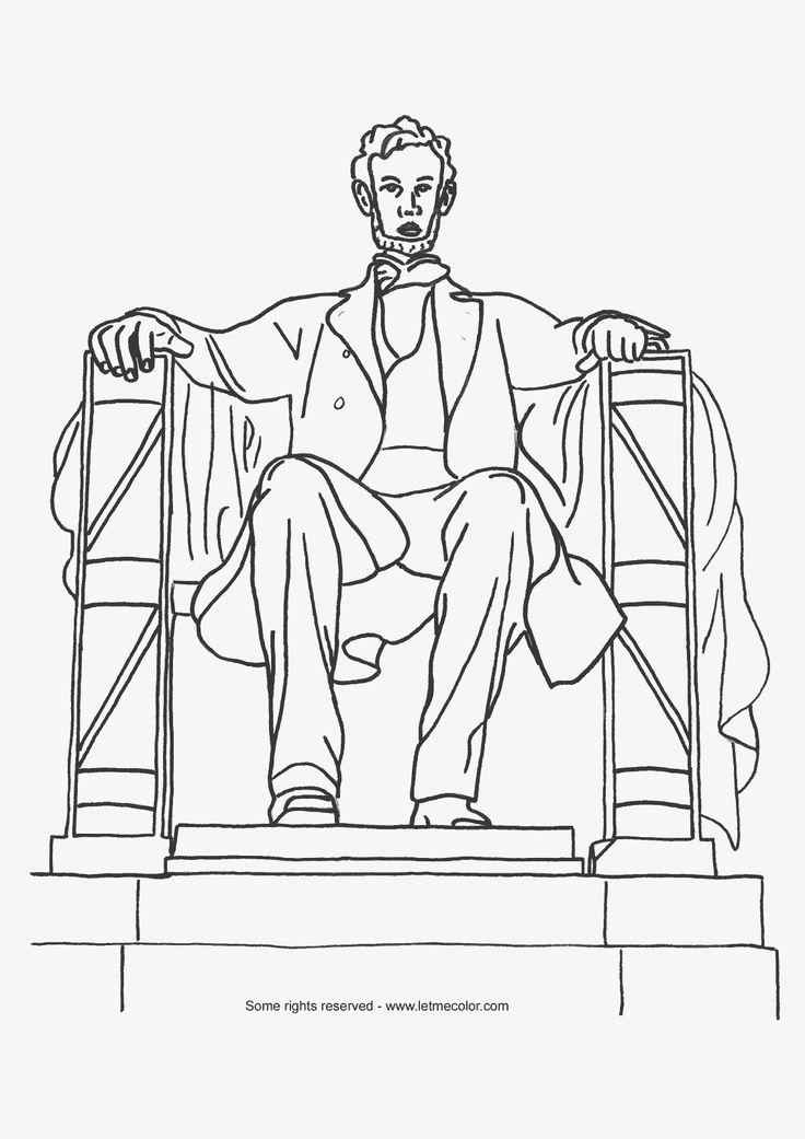 Presidents sheets Abraham Lincoln