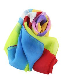 2015 New Accessories Colorful Pinted Women Fashionable Scarf