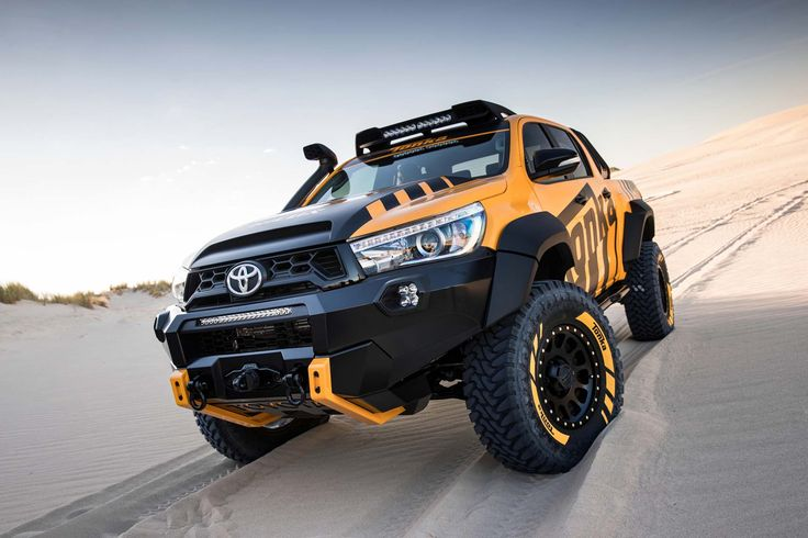 Image result for toyota hilux tonka concept
