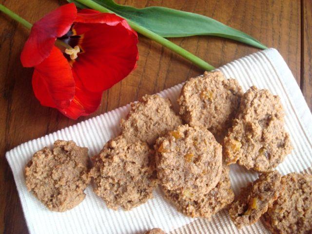 Mandlové kořeněné cookies | Spicy Almond Cookies - www.vune-vanilky.cz
