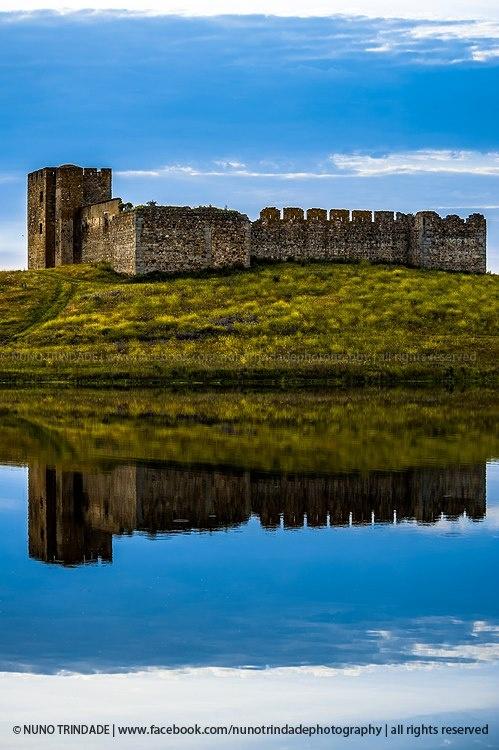 Valongo Castle, Montoito, Evora, Portugal