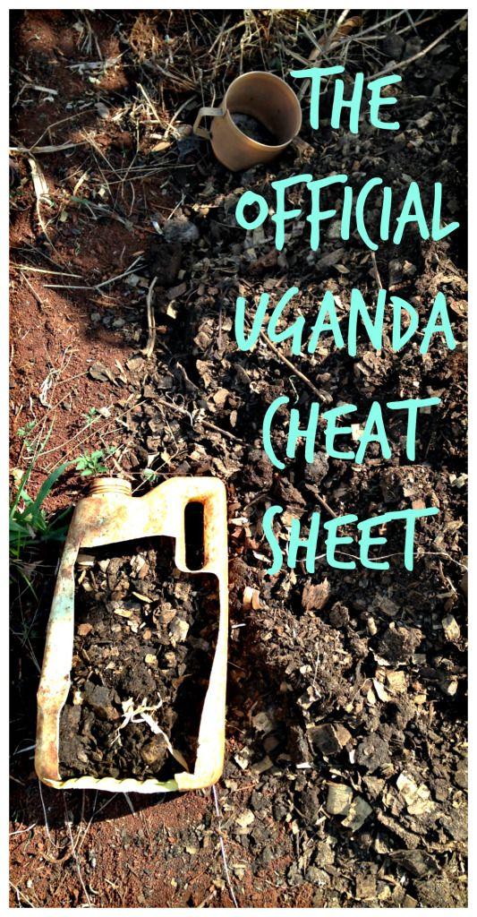 Uganda Cheat Sheet