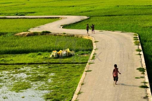A Silent path to paradise by Sakib on 71pix.com
