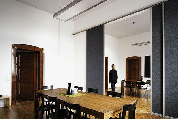 Csuklóajtó rendszer kisebb átjárók ajtajának ideális.  http://www.hvbutorstudio.hu/ajtorendszerek/