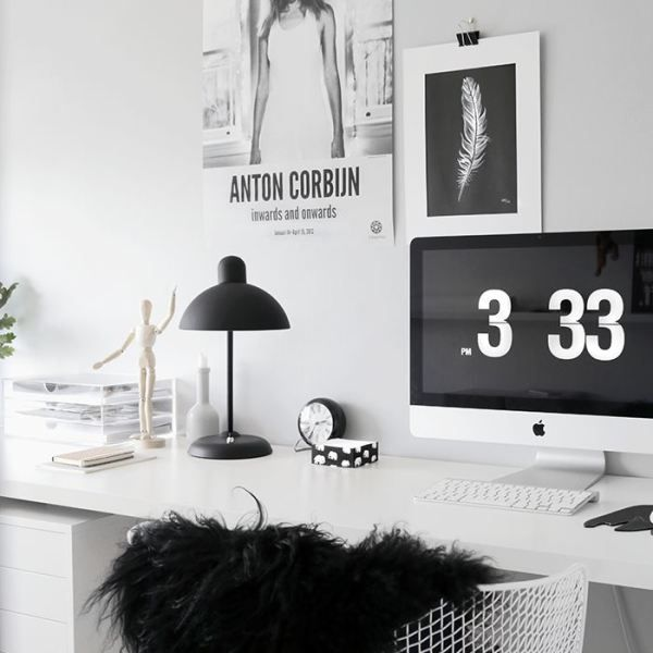 desk styling tips and ideas