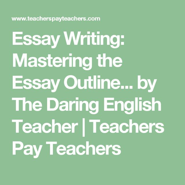 the best outline essay ideas essay writing help essay writing mastering the essay outline guided instructions