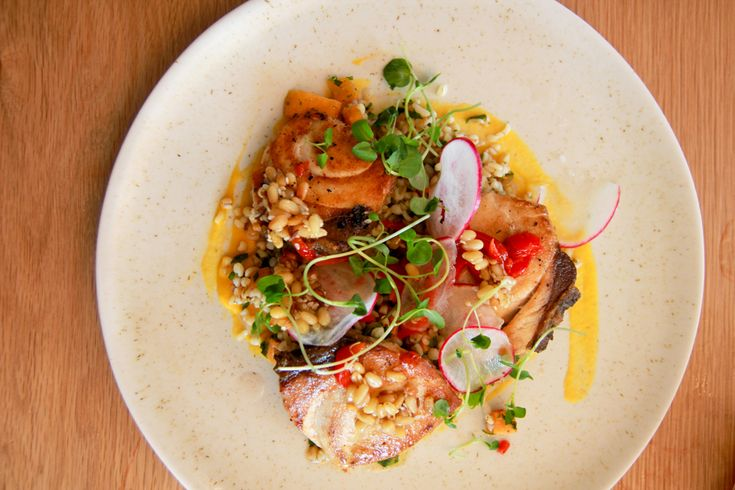 Rosie - A stylish, light-filled neighbourhood bistro with hearty, fresh and seasonal dishes
