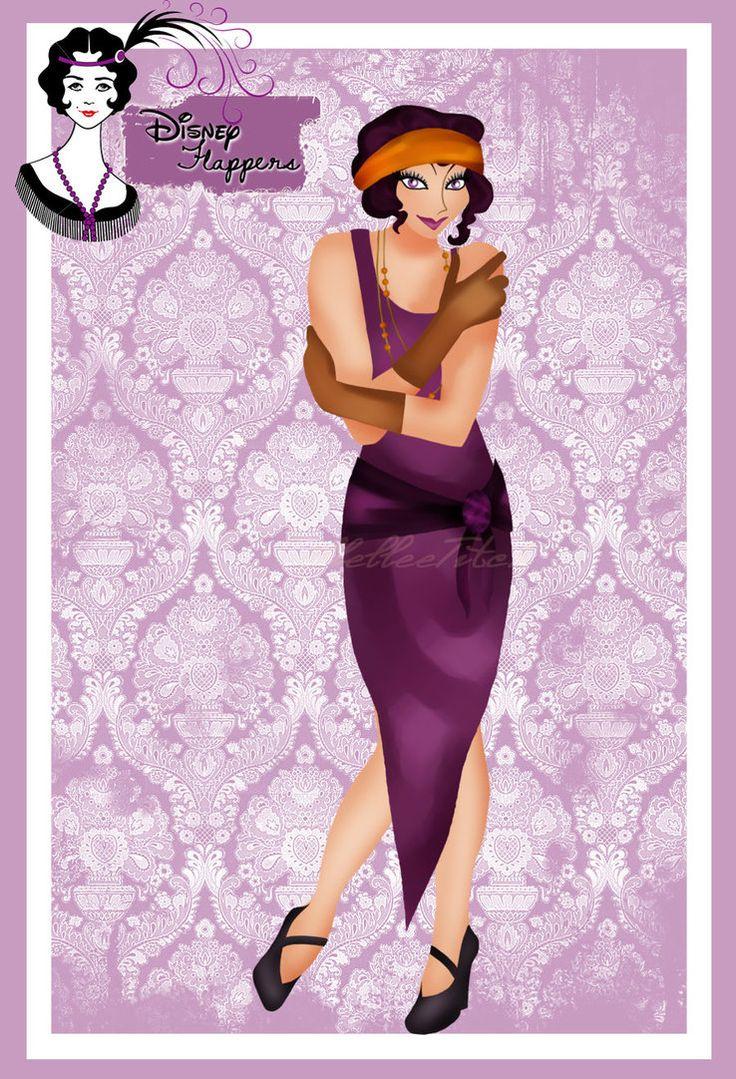 deviantART: More Like Steampunk Disney Princesses by ~HelleeTitch