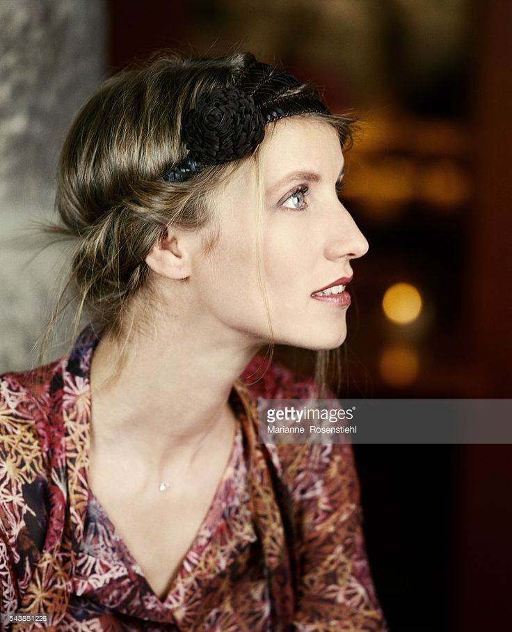 Photo d'actualité : French actress Alexandra Lamy