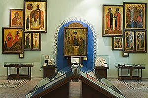 ANDREI RUBLEV MUSEUM OF ANCIENT RUSSIAN CULTURE AND ART #moscovery #moscow #andrei #rublev #museum #ancient