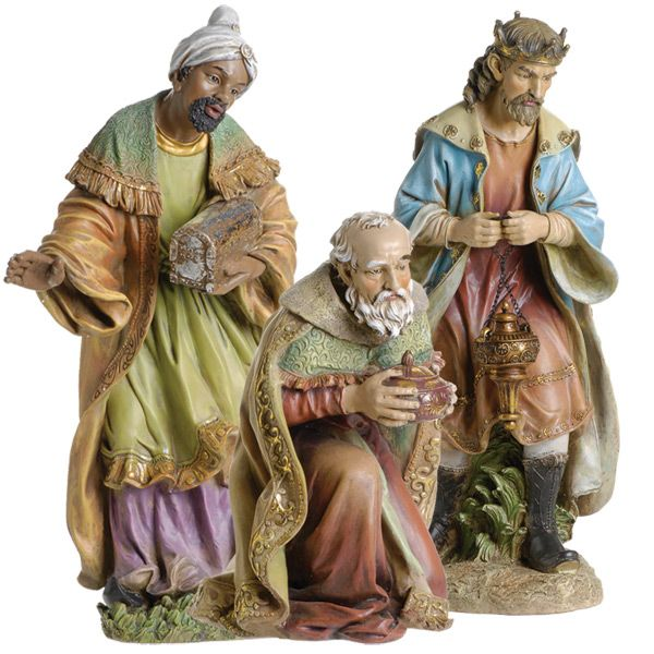 three wise men nativity - Google Search