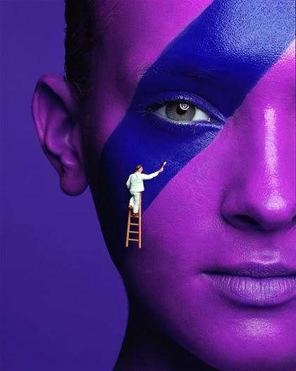 Amaze Pics & Vids: Painting Faces - Creative Photos...
