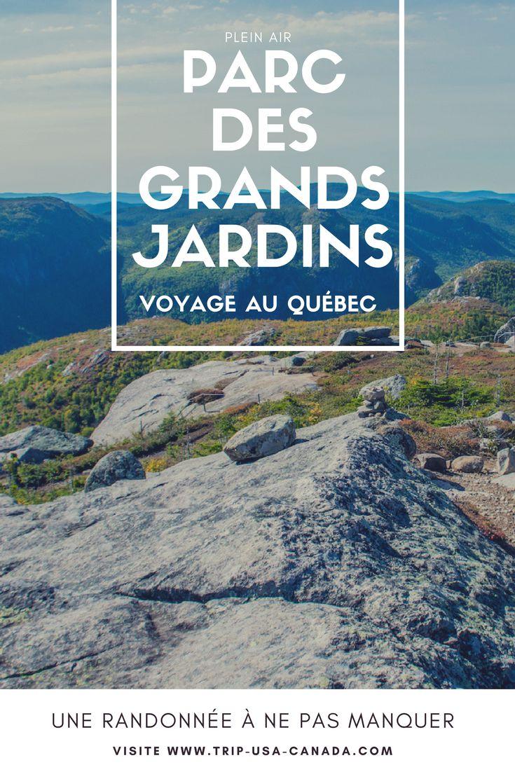 Randonnée du Mont du Lac des Cygnes dans le Parc national des Grands-Jardins à Charlevoix : un incontournable!