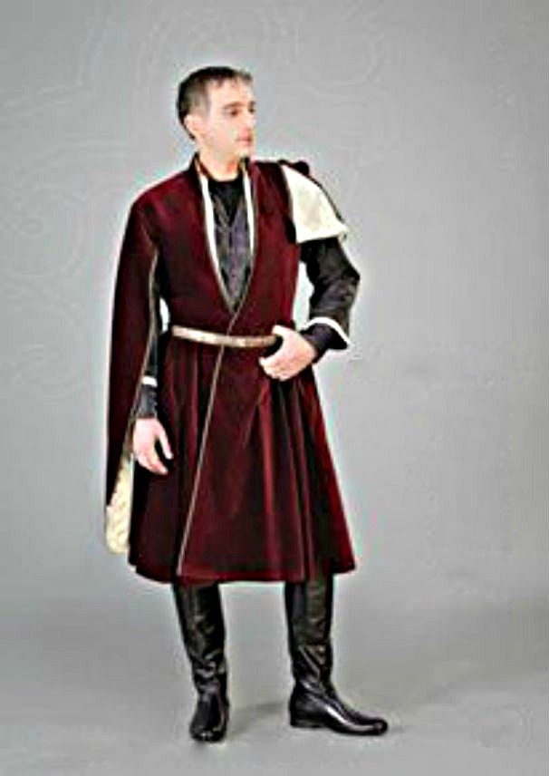 17 Best images about ★ GEORGIAN NATIONAL COSTUME ★ on ...