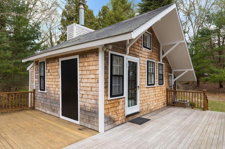 Tour a Tiny Home in Barnstable Mass Hgtv