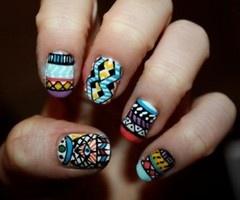 'Azteken Nägel' | Modepilot – der High Fashion Blog