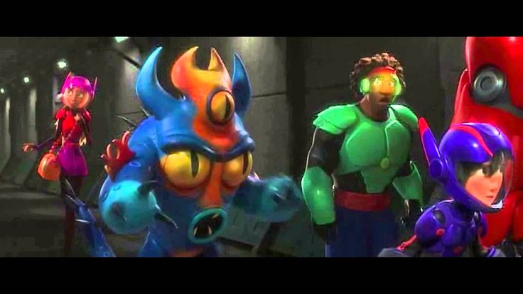 Big Hero 6: Fred's Angel Song. Fred! i will laser hand you in the face