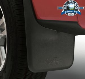 Mud Flaps Splash Guards These Are Perfect For Helping Your Car Stay A Little Cleaner In Wet Weather And Are Available On Virtually The Entire Ford