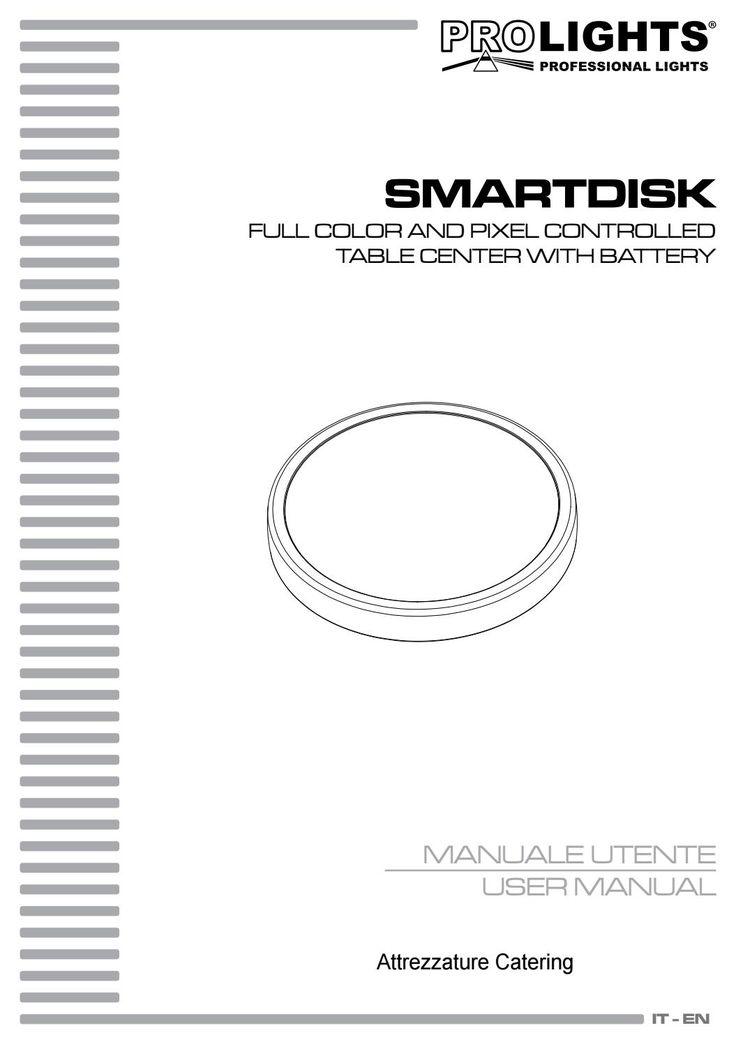 smartdisk manuale