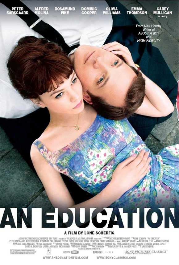 """CAST: Peter Sarsgaard, Carey Mulligan, Alfred Molina, Dominic Cooper, Rosamund Pike, Olivia Williams, Emma Thompson; DIRECTED BY: Lone Scherfig; PRODUCER: Amanda Posey, Finola Dwyer; Features: - 11"""" x"""
