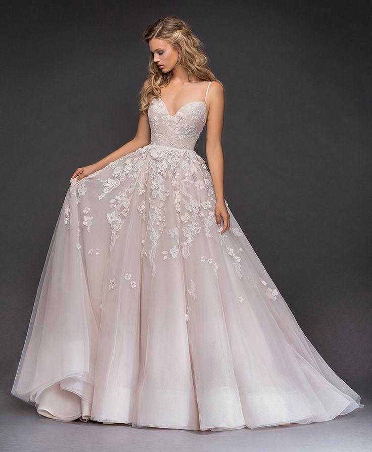 Hayley Paige Spring 2018 - Arden Wedding Dress
