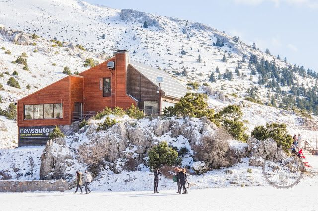 Recharging in the Mountains: Mainalon Greece Ski Vacations