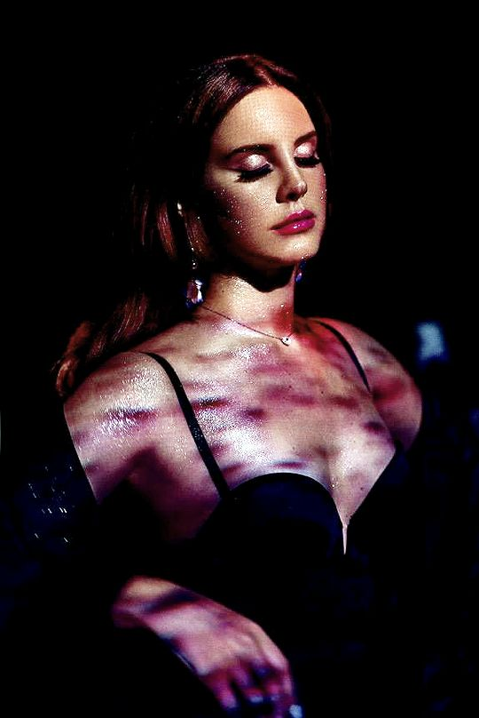Lana Del Rey @ MUSIC TO WATCH BOYS TO