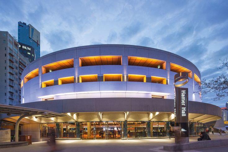Концертный зал Хамер Холл. Как выглядят лучшие в мире конференц-залы — смотрите и читайте, мы постоянно собираем и обновляем информацию.