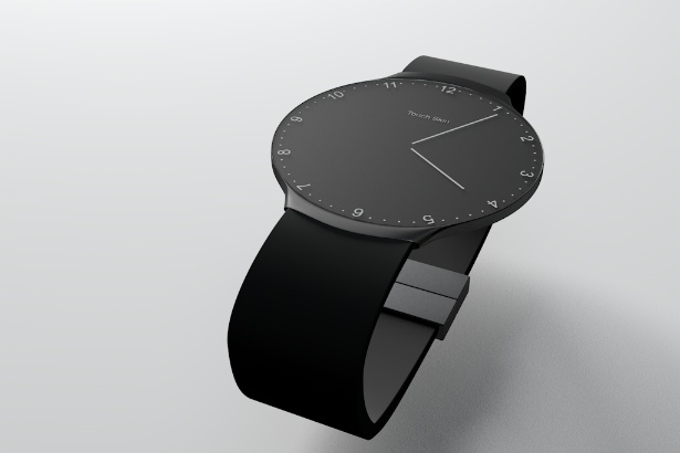 Touch Skin Watch Normal Mod