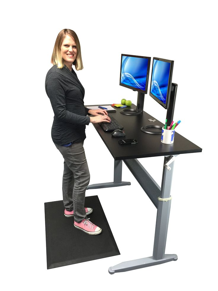 Excellent Standing Computer Desk Style