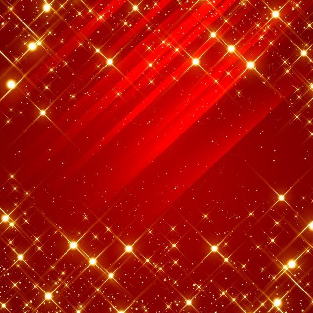 Neon Lighting Gradient Red Sparkle Light Stars Background Neon Light Sparkling Celebrations Celebration Banner Vector S Sparkles Background Sparkle Red Sparkle