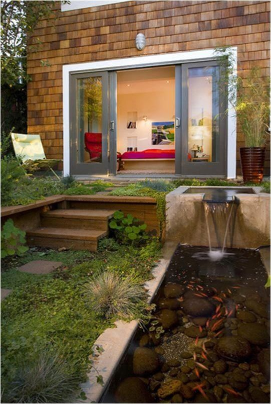 Pin by charlotte ostergren on awesome garden ideas pinterest for Pond veggie filter