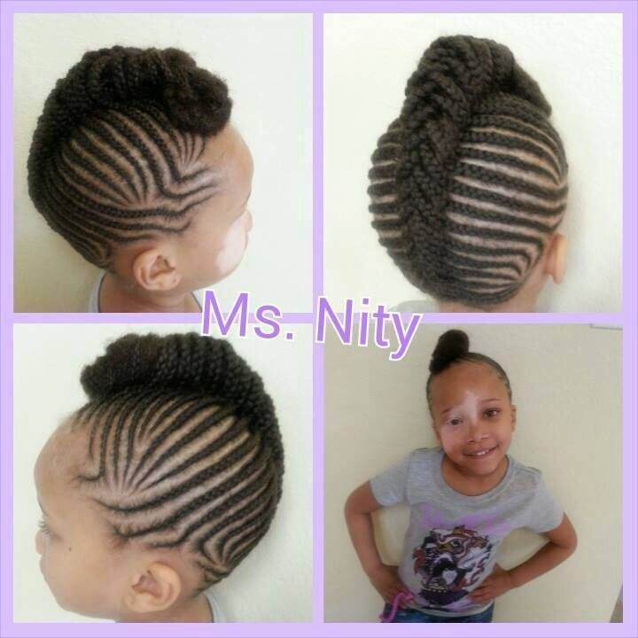Astounding 17 Best Images About Natural Kids Updos On Pinterest Flat Twist Short Hairstyles Gunalazisus