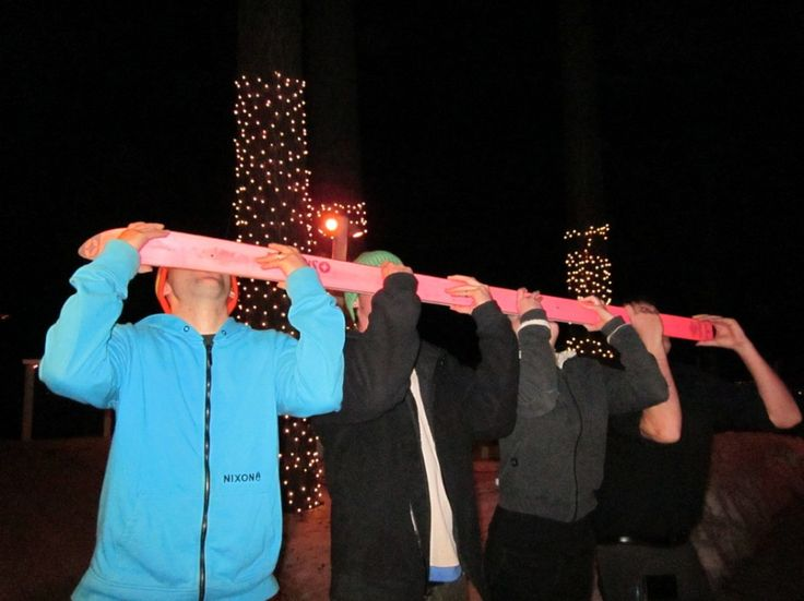 How to Build Your Own Shot Ski