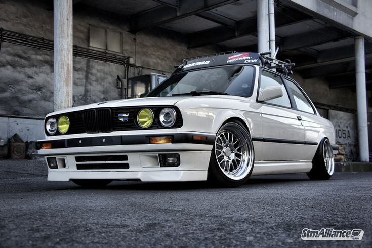 BMW E30 x CCW LM16 | Wheel: LM16 Fully polished Front: 16x8.… | Flickr
