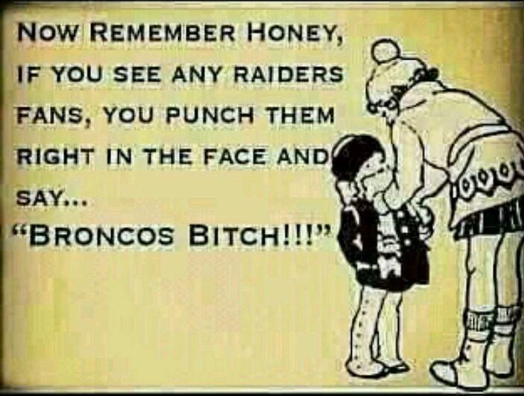 Fuck the Raiders