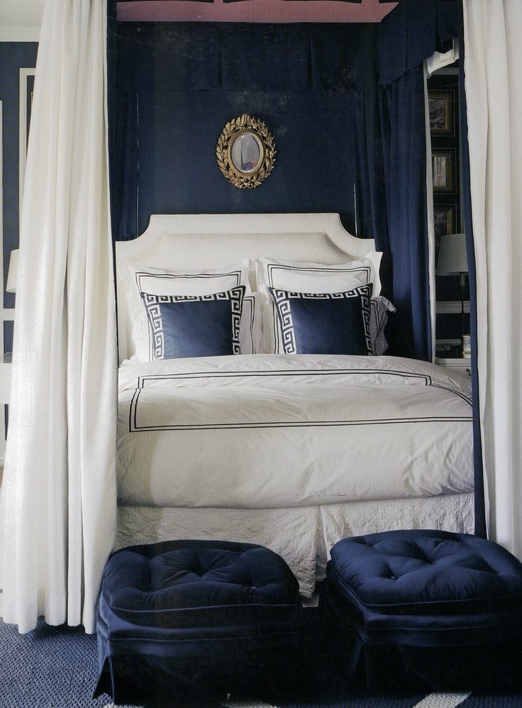 Dark Blue And White Bedroom best 25+ navy white bedrooms ideas only on pinterest | navy and