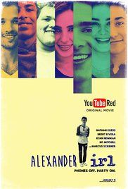 Director: K. Asher Levin Writers: Brandon A. Cohen Genres: Comedy Release Date: 11 January 2017 Country: USA Language: English Runtime: 2h 58min IMBD Ratings: 6,1/10 Actors & Actresses: Ryan Newman, Nathan Kress, Simon Rex   Alexander IRL Full Movie Streaming Link Tags: Alexander IRL Watch Online, Alexander IRL Online Free, Alexander IRL Full Movie,