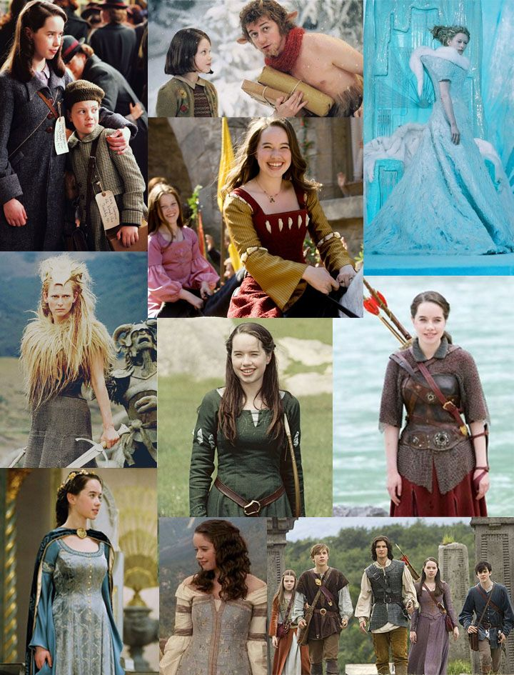 Prince caspian and the lion the witch and the wardrobe!