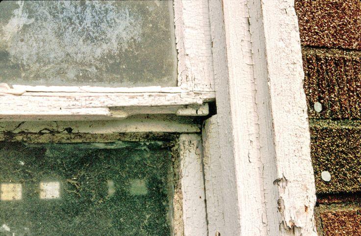 Historic Window Repair: Sash Joint Dutchman