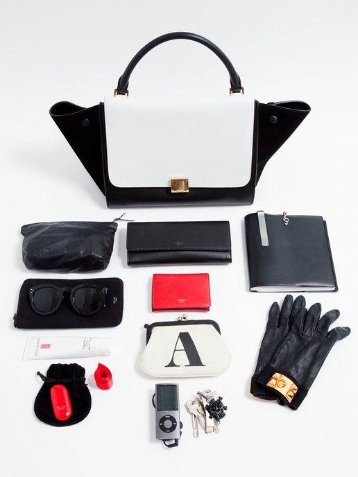 【ELLE】バッグの中身を拝見!|エル・オンライン
