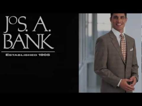 Jos. A. Bank Holiday Sale - 12 Suits FREE